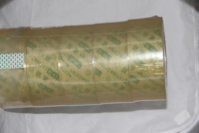透明胶包装机