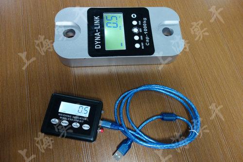 带USB接口电子测力计 手持式电子测力计