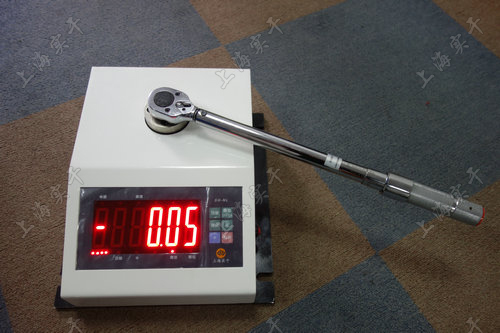 便携式校准扭力矩扳手检测力仪图片