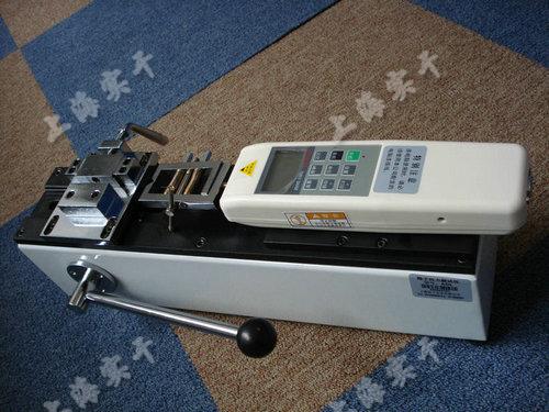 电线端子拉脱测试机图片