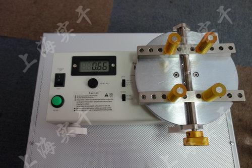 瓶盖扭矩力试验仪