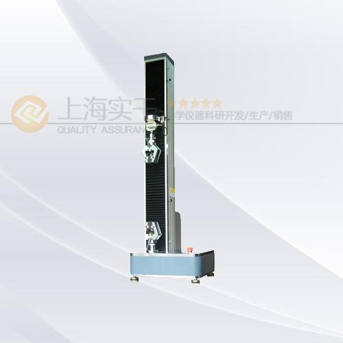 单柱拉力材料试验机图片