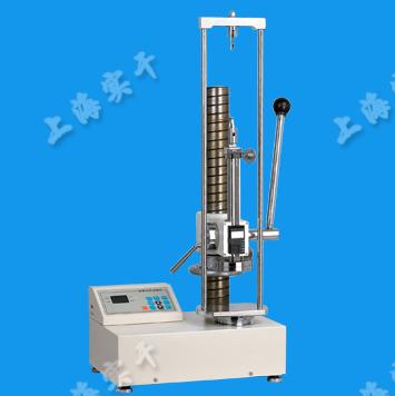 SGTH数显式弹簧试验机图片