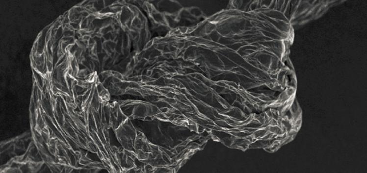石墨烯纤维