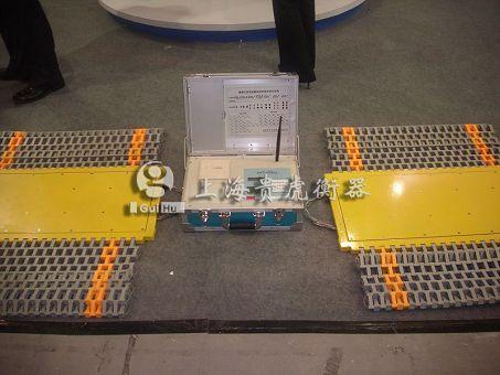 便携式治超称重仪,无线便携式汽车衡