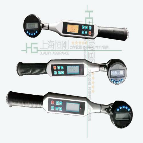 SGSX数显角度扭力扳手图片