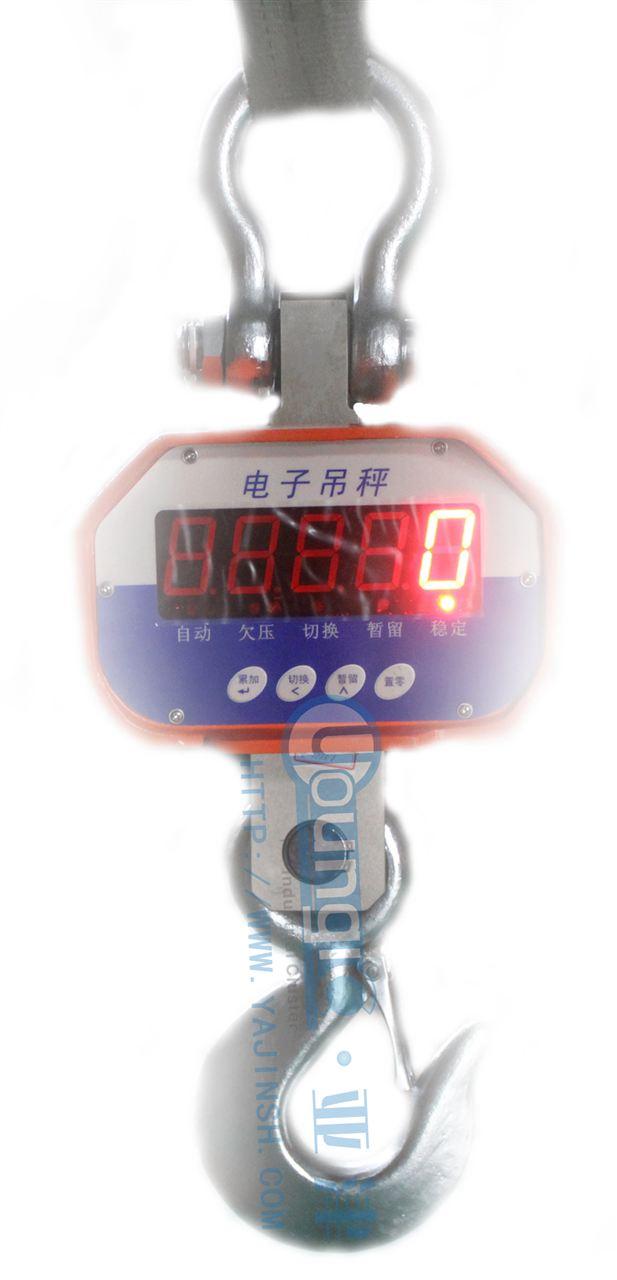 【促销】OCS-XZ-CCE-5T直视电子吊秤