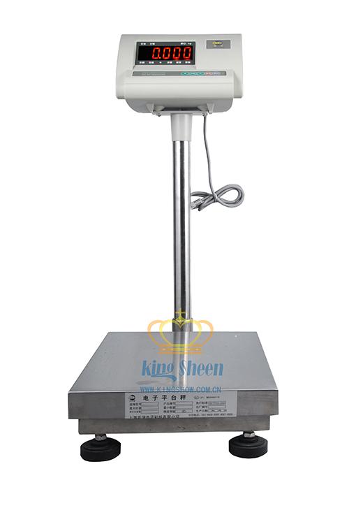 浙江300kg不锈钢电子计重秤