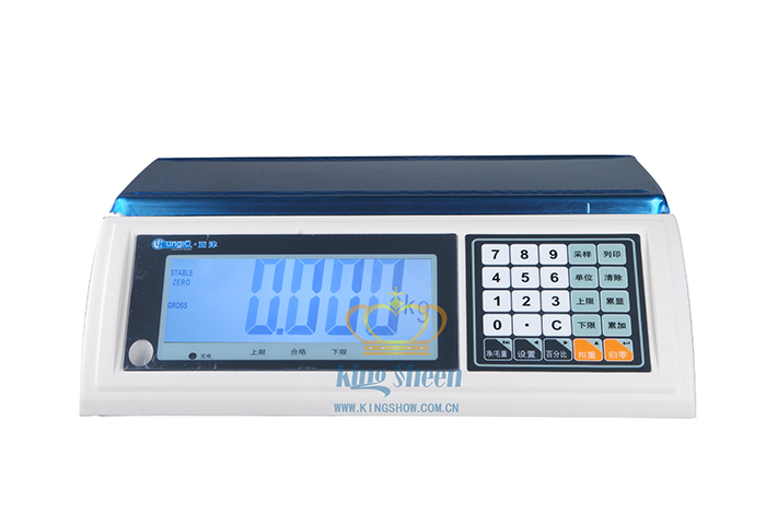 15kg高精度电子计重桌秤