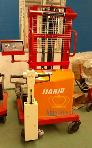 上海电动电子油桶秤