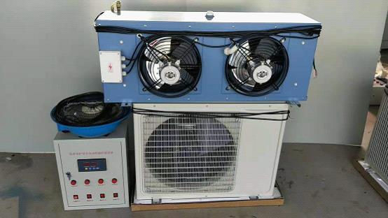 标准养护室恒温恒湿控制仪产品图