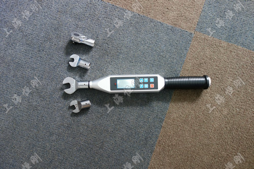 SGSX大量程数字测力扳手图片      配开口头