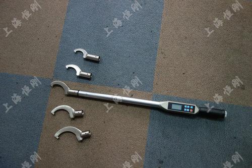 SGSX数显扭力扳手图片      配勾形头