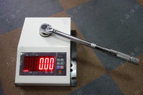 高精度扭矩扳手检定仪-