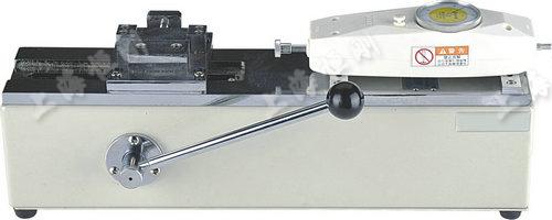 端子拉力试验机配指针式推拉力计