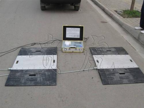 广西便携式动态汽车衡,便携式轴重仪多少钱